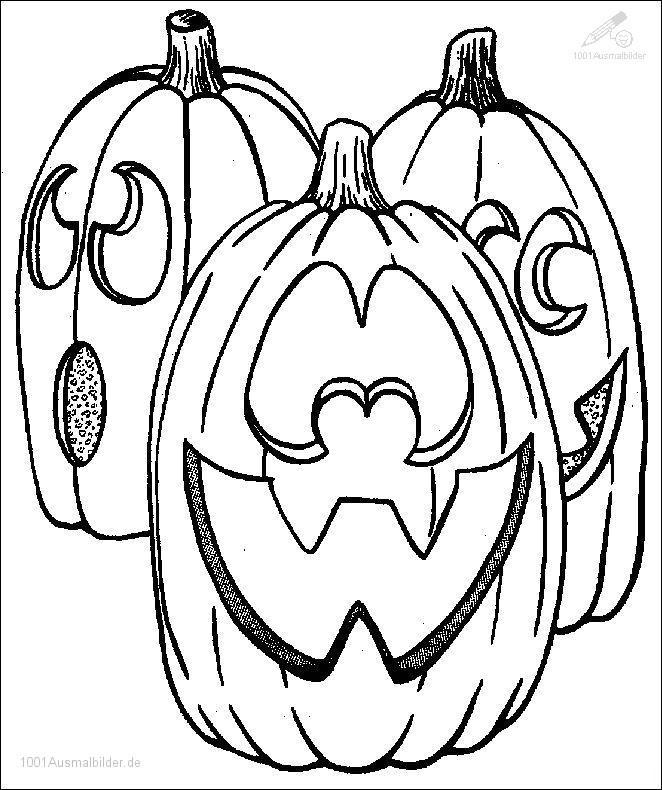 Halloween Kurbis