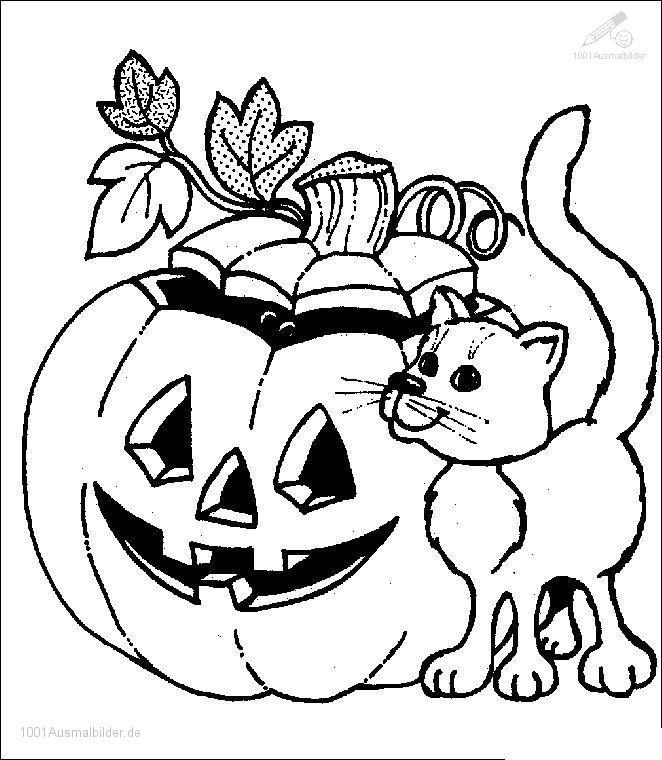 Ausmalbild: ausmalbild-halloween-2