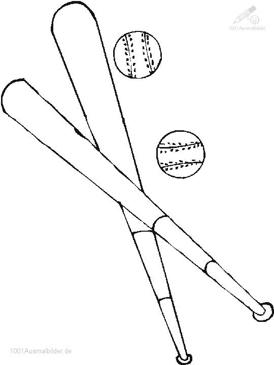 Ausmalbild: ausmalbild-schlagball-3