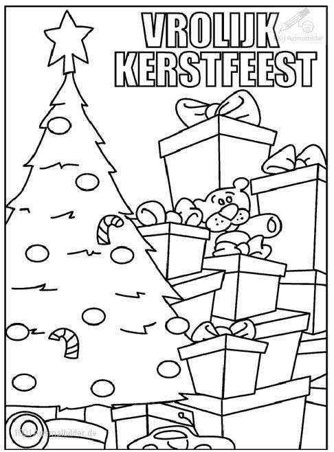 Ausmalbild: ausmalbild-weihnachtsbaum-2