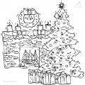 Ausmalbild Weihnachtsbaum>> Ausmalbild Weihnachtsbaum